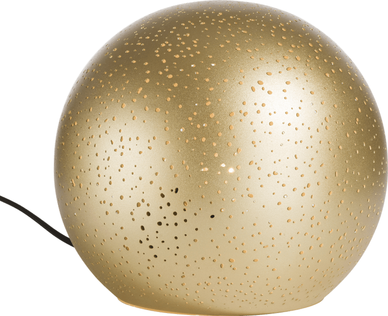 Coco Maison - chiara, lampe a poser 1-ampoule - diametre 25 cm