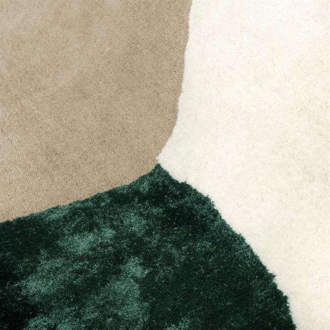 Coco Maison - teppich circle - 160 x 230 cm - 70% wolle / 30% viskose