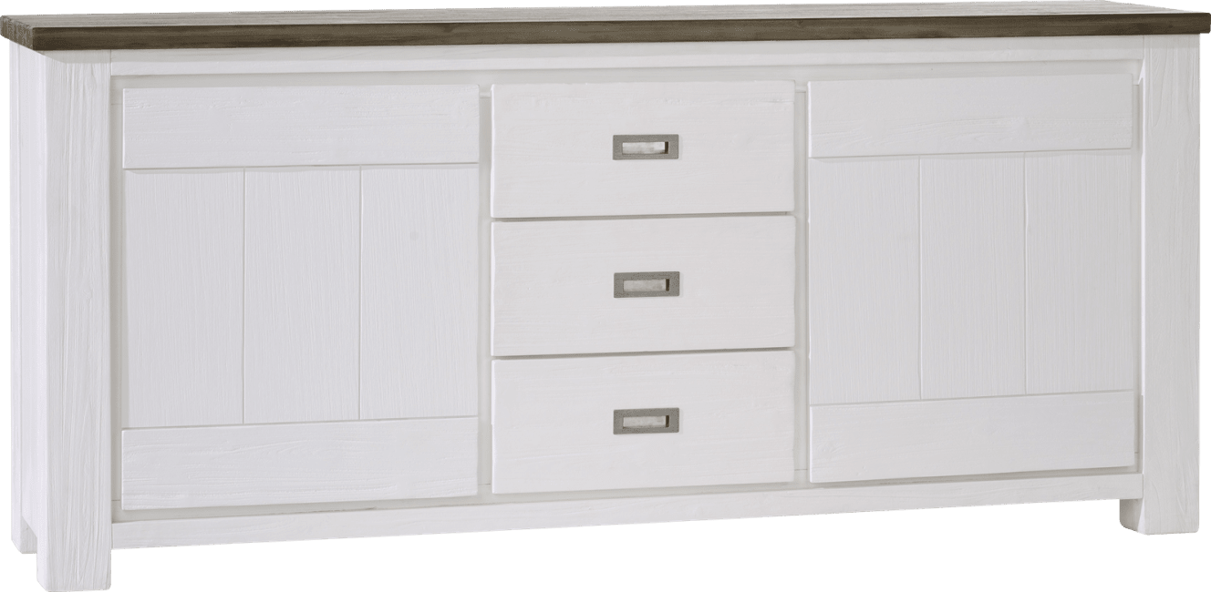 Deaumain - dressoir 2-deuren + 3-laden - 190 cm