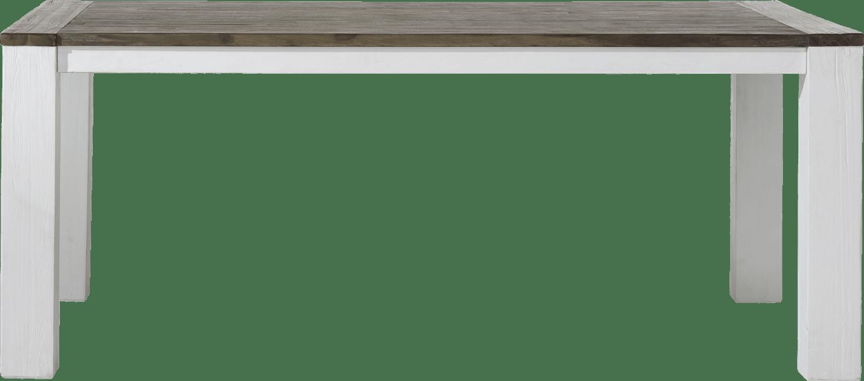 Deaumain - uitschuiftafel 190 (+ 60) x 100 cm