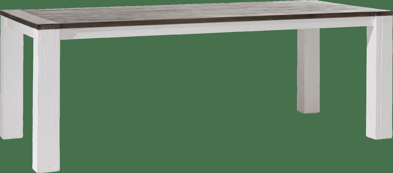 Deaumain - eetkamertafel 190 x 100 cm
