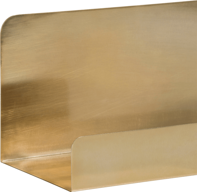 Coco Maison - wandrek sati - 45 cm - goud