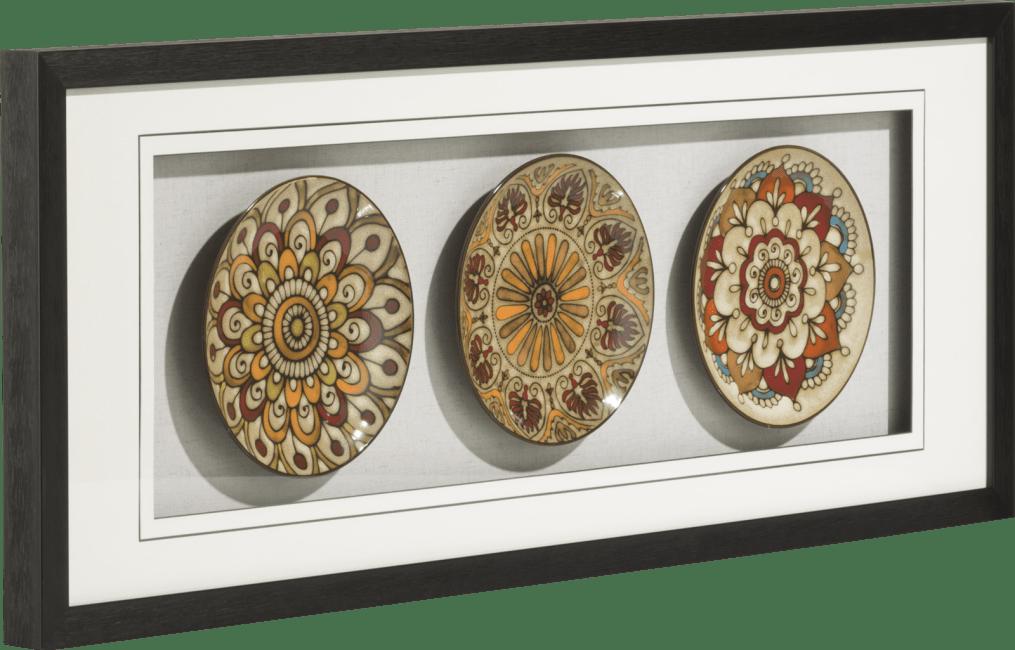 Coco Maison - wanddecoratie morocco - 41 x 107 cm