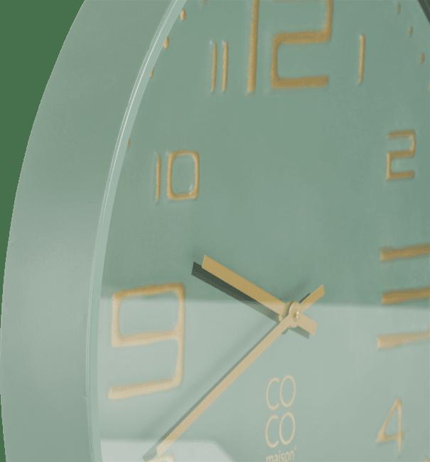 Coco Maison - horloge mikaela ronde - diametre 60 cm