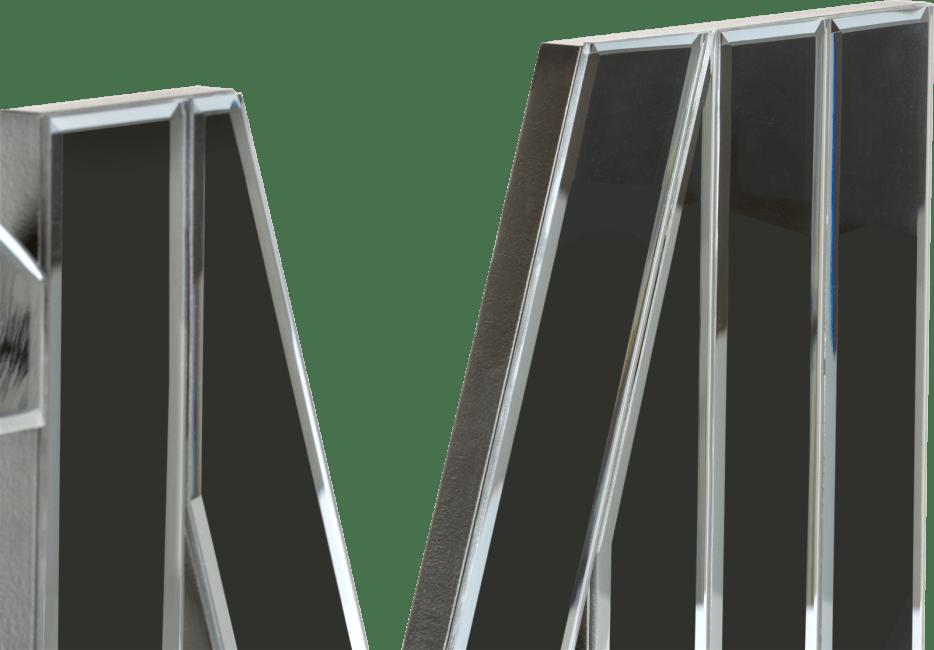 Coco Maison - wandspiegel smile - 37,5 x 100 cm