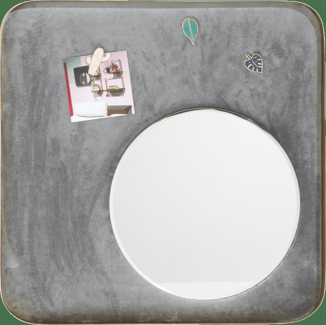 Coco Maison - wandspiegel carter - 50 x 50 cm