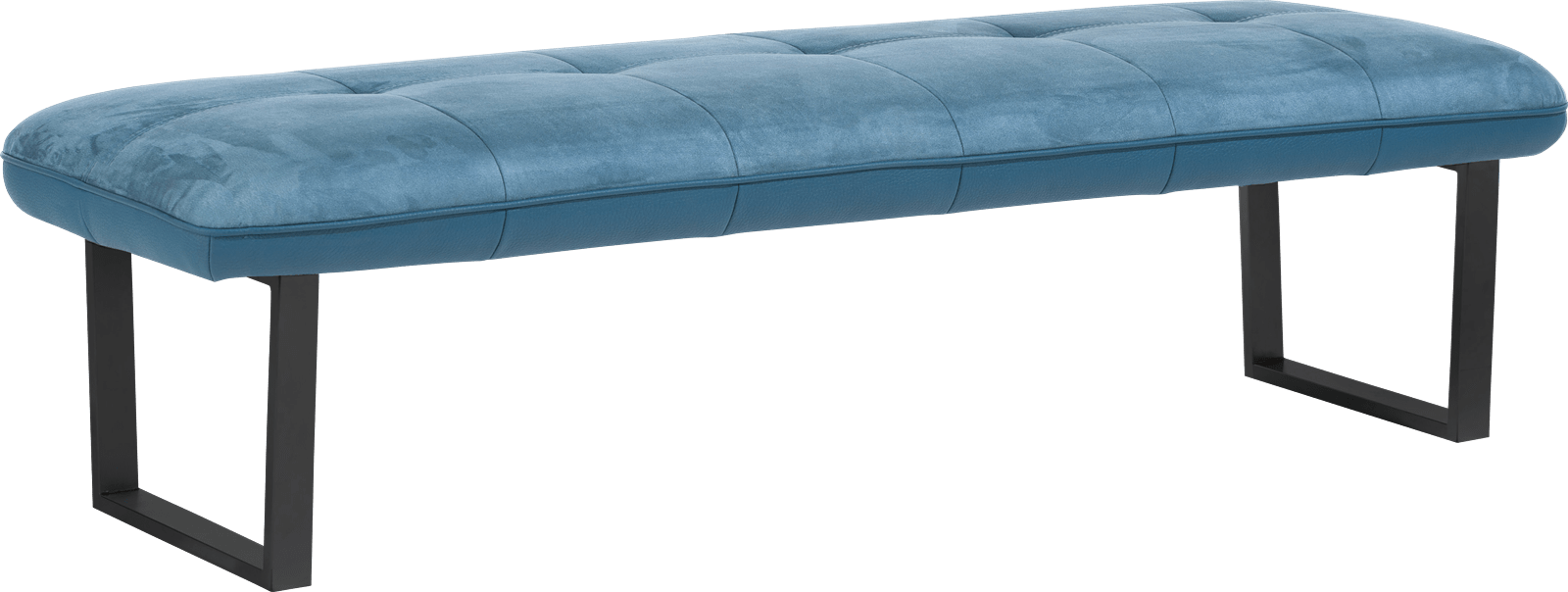 Milva Bank - sofa sans dos + ressort ensache - 180 cm