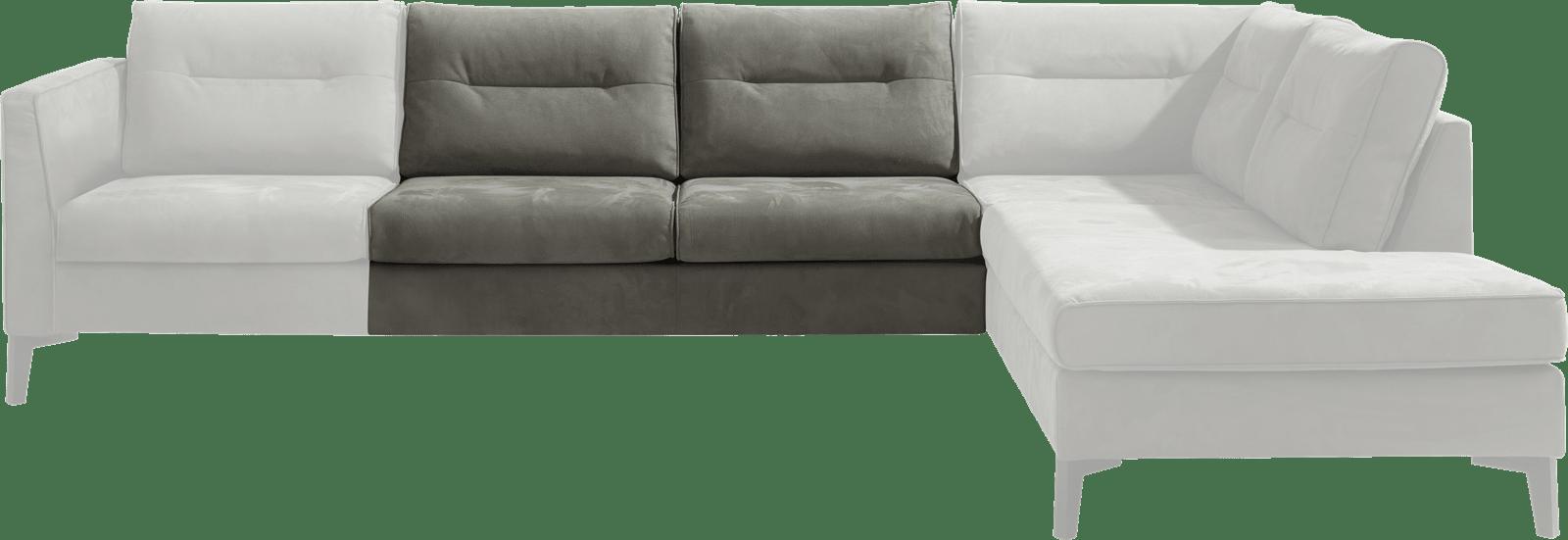 Mount - 2.5-zits zonder armen