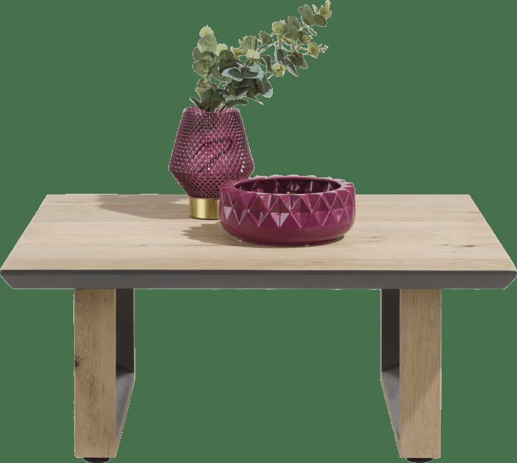 Pedro - salontafel 90 x 80 cm