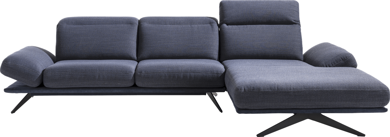 Mansbo - 2,5 seater arm left - Longchair right
