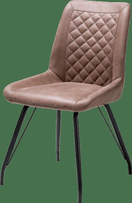 tissu rocky Lena noirpoignee chaise pieds 4 FTl1KcJ