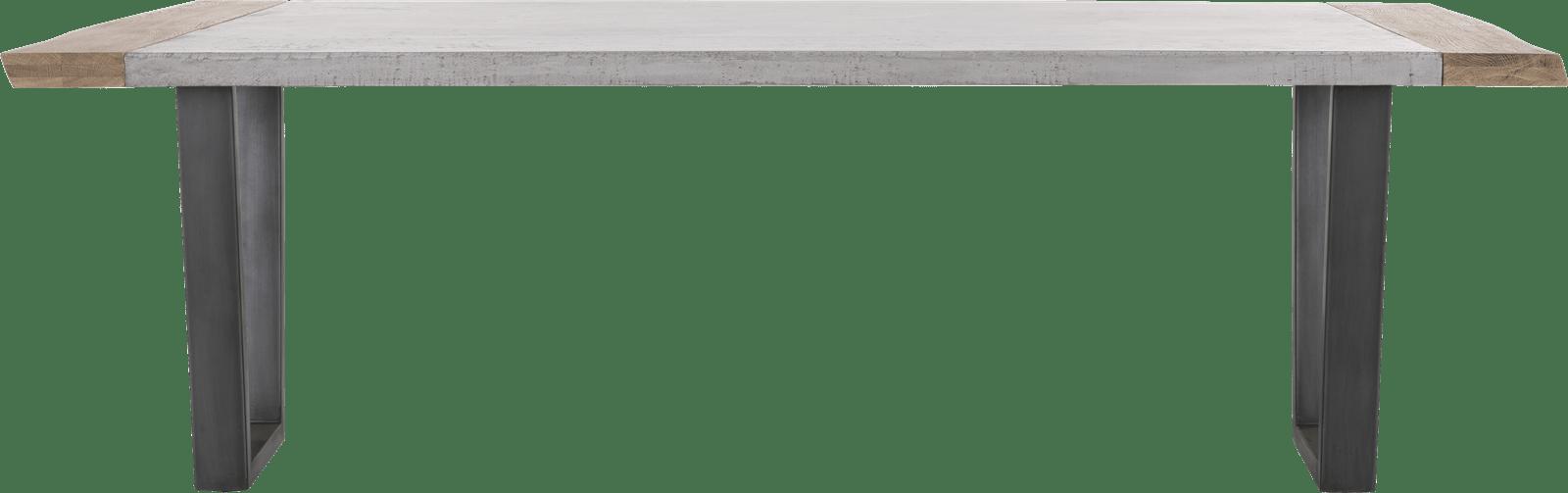 Farmer - eetkamertafel 210 x 100 cm