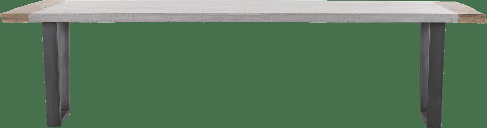 Farmer - eetkamertafel 270 x 100 cm