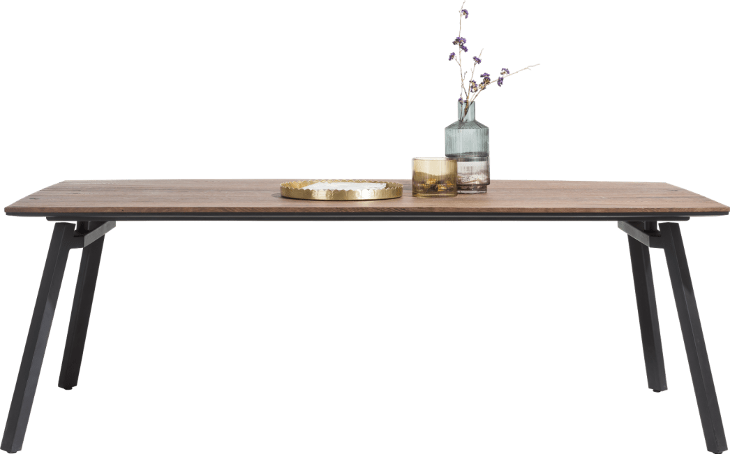 Halmstad - eetkamertafel 250 x 100 cm
