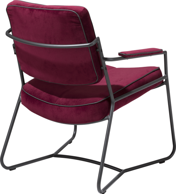 Tygo - fauteuil - antraciet frame