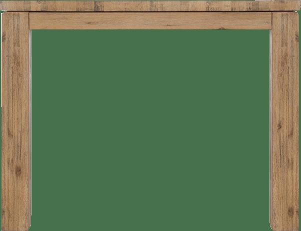 A La Carte - uitschuiftafel 140 (+ 60) x 90 cm - ben