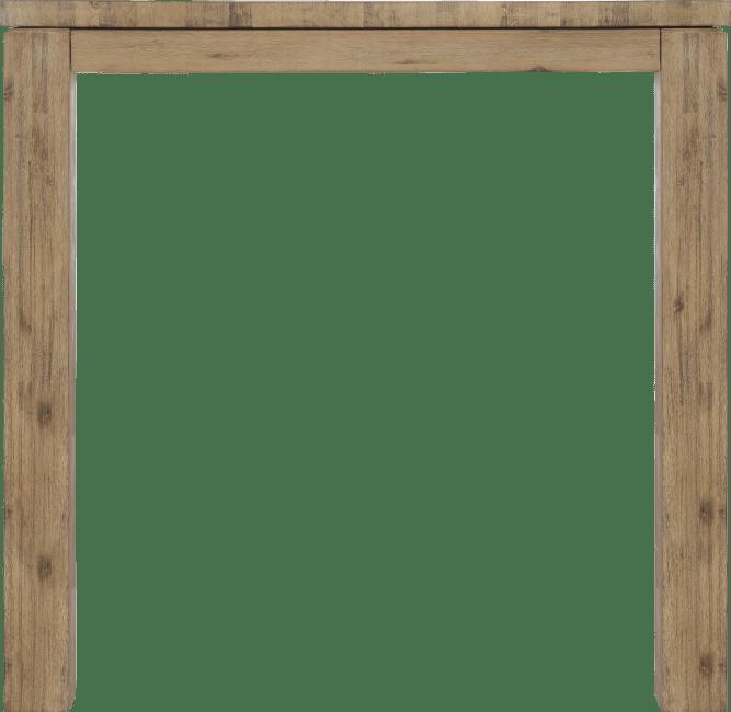 A La Carte - bartafel 90 x 90 cm - ben