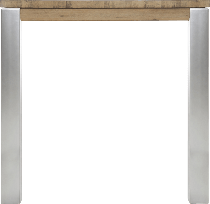 A La Carte - table de bar a rallonge 140 (+ 60) x 90 cm - dirk