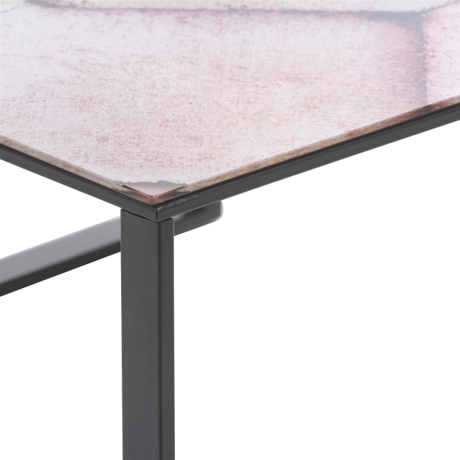 Coco Maison - table d'appoint diamant - 65 x 65 cm