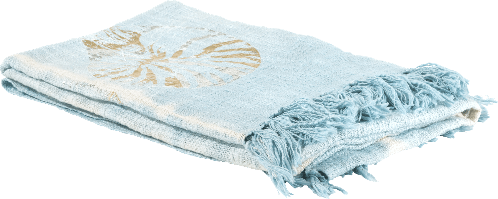 Coco Maison - plaid sea throw - 130 x 170 cm