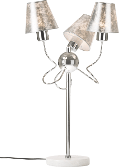 Coco Maison - sivan, tafellamp 3-lamps (led)