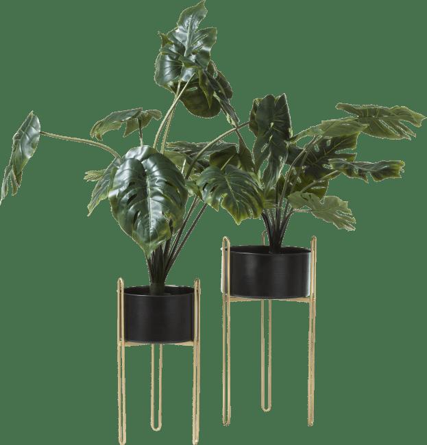 Coco Maison - plantenstandaard susan - set van 2