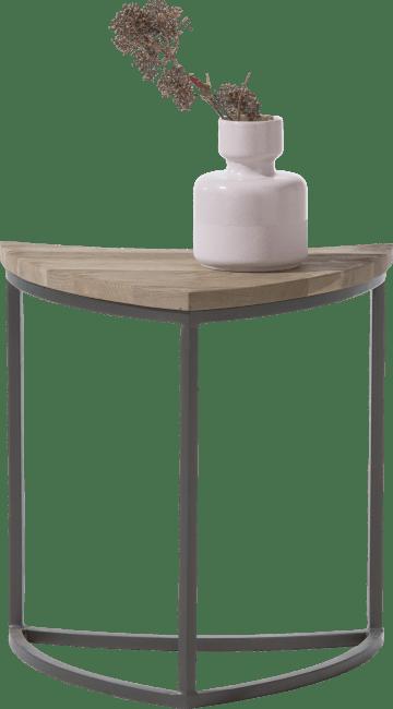 Coco Maison - tabel d'appoint ugie - en forme de feuille