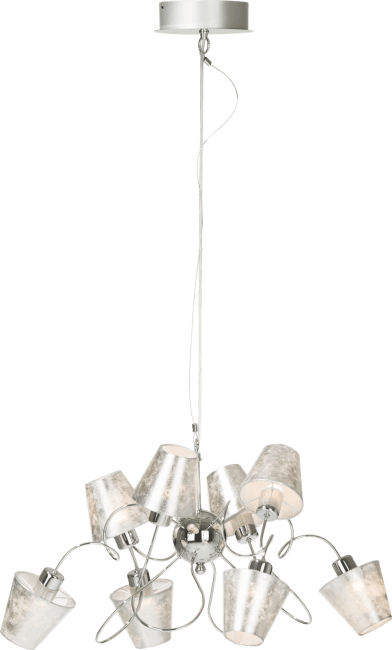 Coco Maison - sivan, suspension 8-ampoules (led)