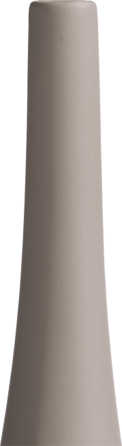 Coco Maison - vaas sharp large - beige