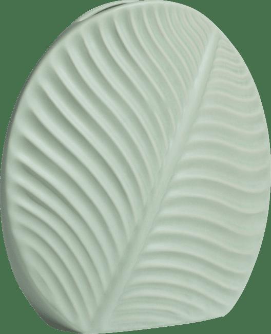 Coco Maison - vaas banana leaf medium - mint