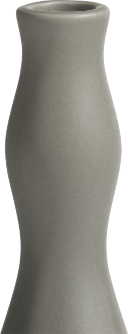 Coco Maison - vaas curve large - groen