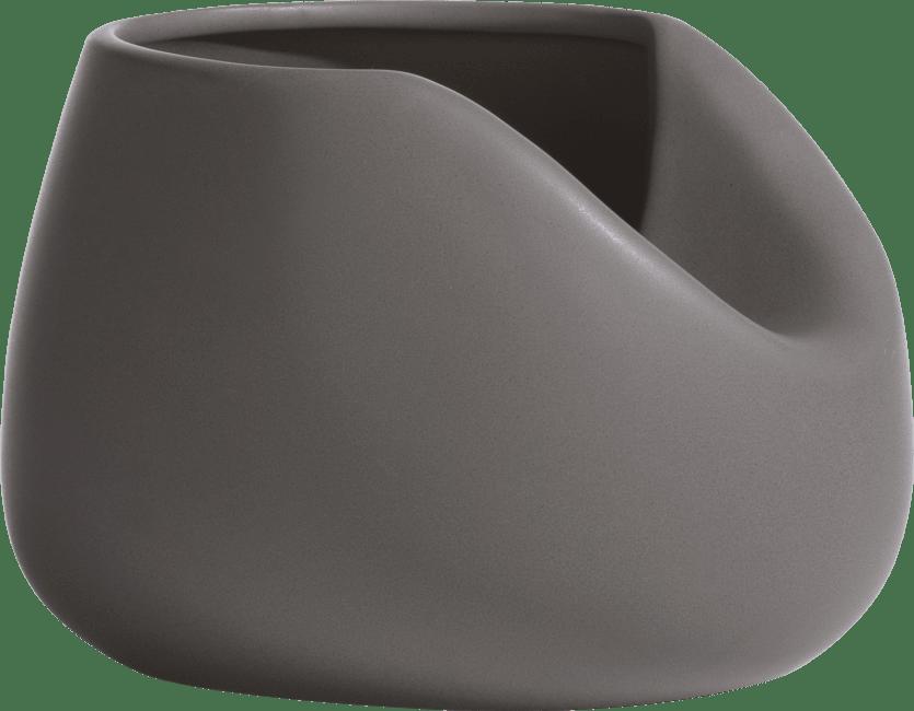 Coco Maison - vaas pocket medium - grijs