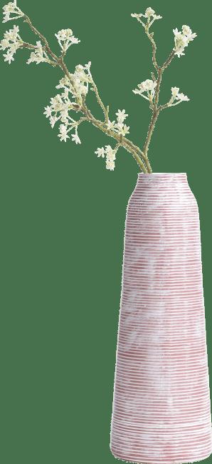 Coco Maison - vaas camille large - roze
