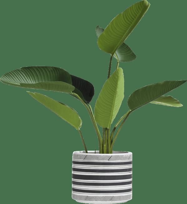 Coco Maison - bloempot sarah large - multicolour