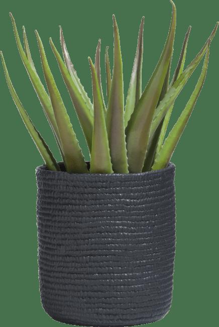 Coco Maison - vaas nina large - zwart