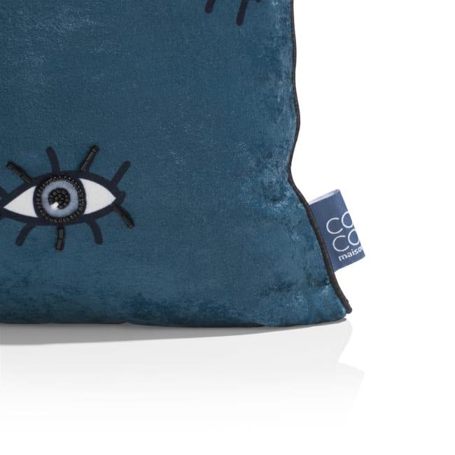 Coco Maison - kussen eye - 45 x 45 cm