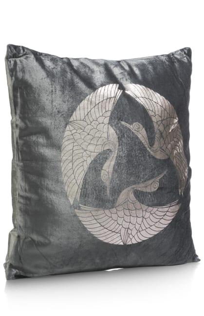 Coco Maison - kussen birds - 45 x 45 cm
