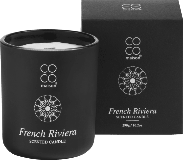 Coco Maison - scented candle big french riviera