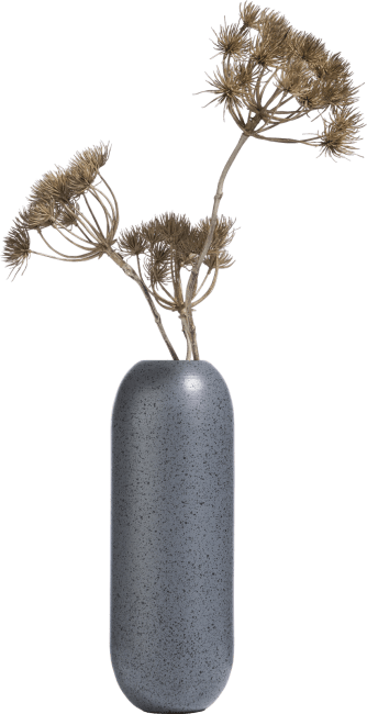 Coco Maison - vaas tulsa medium - hoogte 35 cm