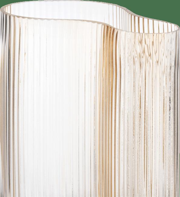 Coco Maison - vaas julie large - beige