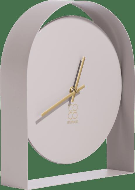 Coco Maison - uhr jayden - 30 x 25 cm
