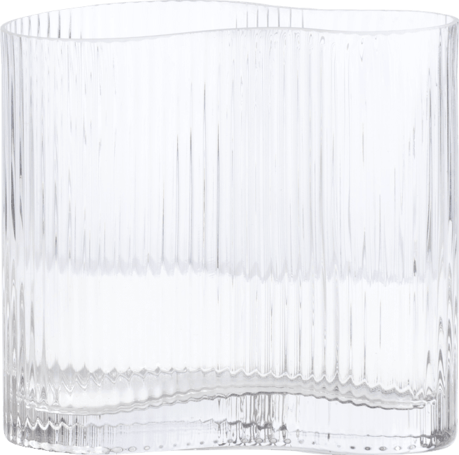 Coco Maison - vaas julie small - helder glas