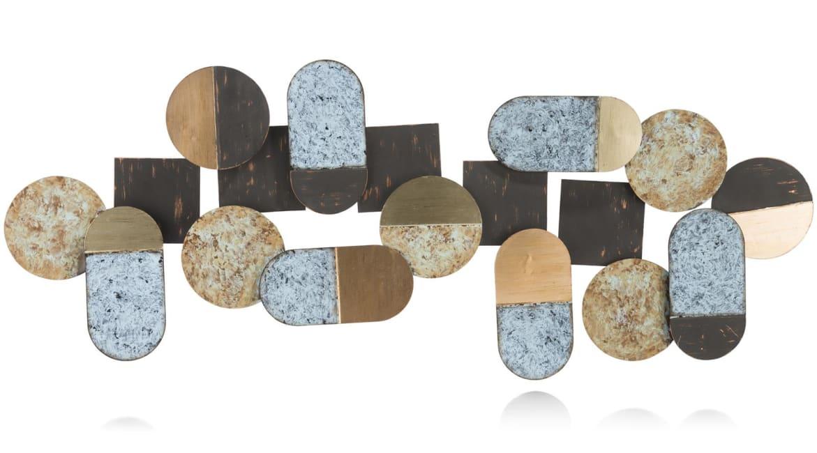 Coco Maison - wanddeco pills - 46 x 120 cm