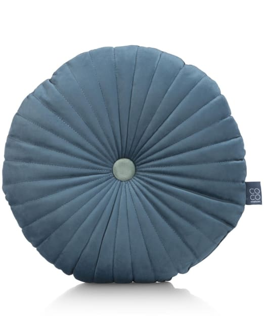 Coco Maison - cushion ellen - diameter 40 cm