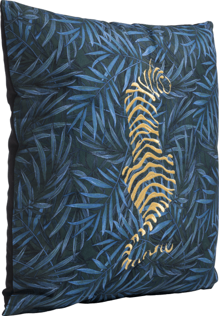 Coco Maison - kussen tiger - 45 x 45 cm