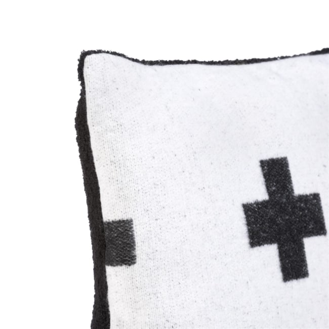 Coco Maison - cushion cross - 40 x 60 cm