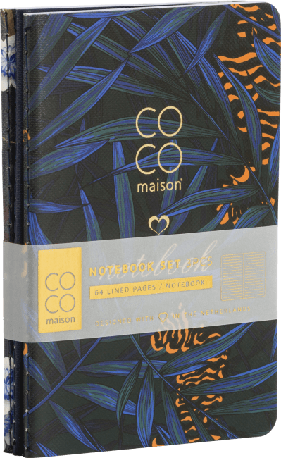 Coco Maison - 3 cahiers - 32 pages per cahier