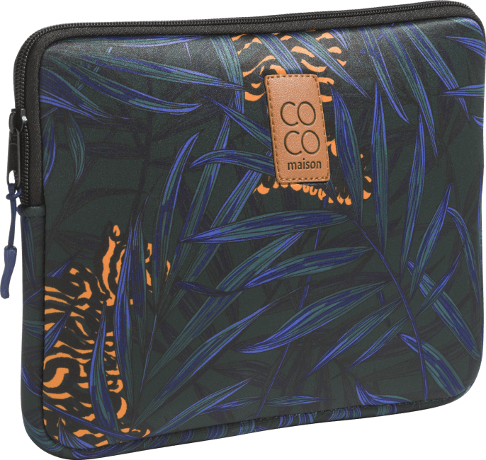 Coco Maison - ipad hoes - tiger print