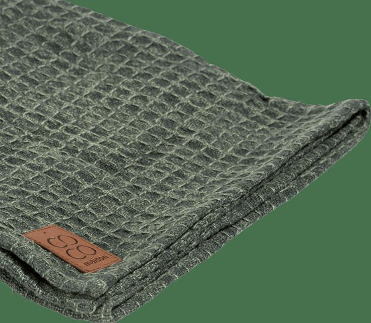 Coco Maison - plaid waffel - 130 x 170 cm