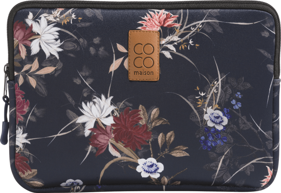 Coco Maison - i-pad hoes - flower print